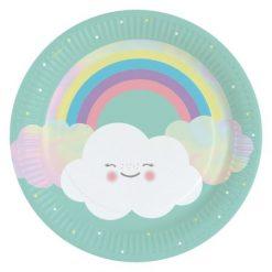 Nuvens e Arco-Íris