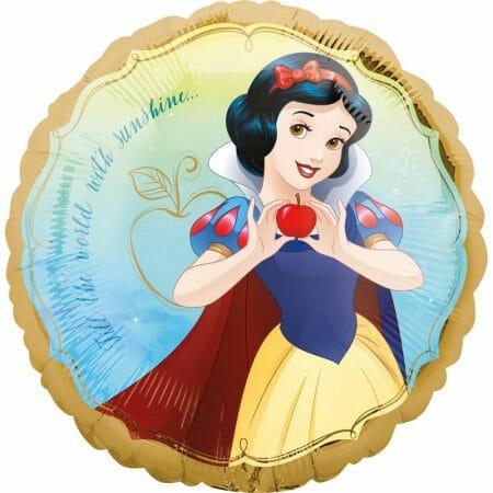 Balao Foil Princesa Disney Branca De Neve Festa Na Hora